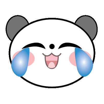 Panda Sticker messages sticker-2