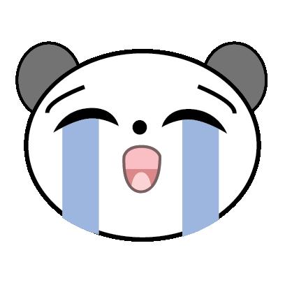 Panda Sticker messages sticker-10