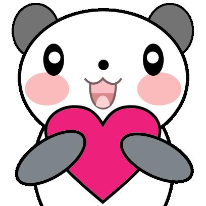 Panda Sticker messages sticker-0