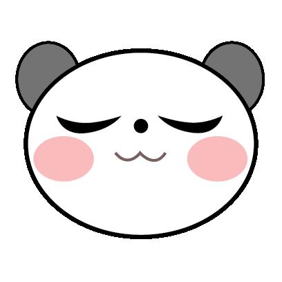 Panda Sticker messages sticker-5
