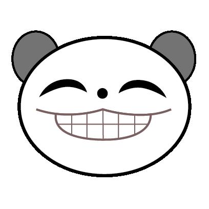 Panda Sticker messages sticker-11