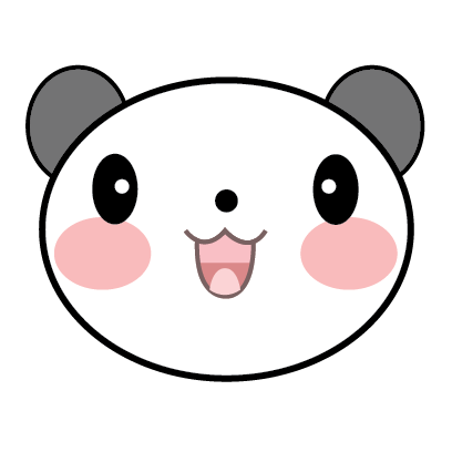 Panda Sticker messages sticker-1