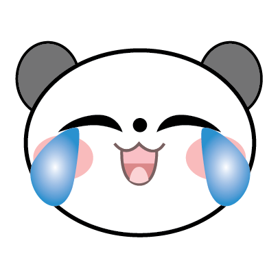 Panda Sticker messages sticker-1