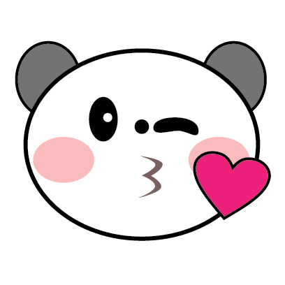 Panda Sticker messages sticker-6