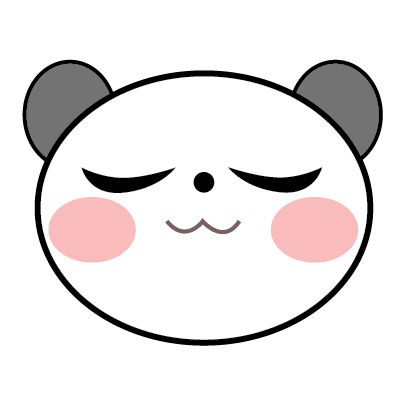Panda Sticker messages sticker-5