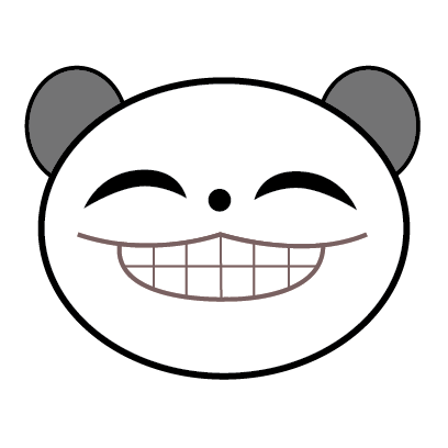 Panda Sticker messages sticker-11