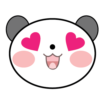 Panda Sticker messages sticker-4