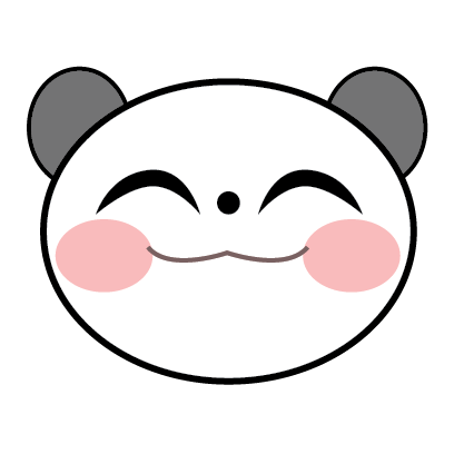 Panda Sticker messages sticker-7