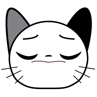 Cat Sticker messages sticker-10