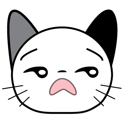 Cat Sticker messages sticker-11