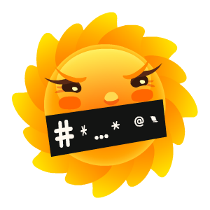 Sun Stickers messages sticker-0
