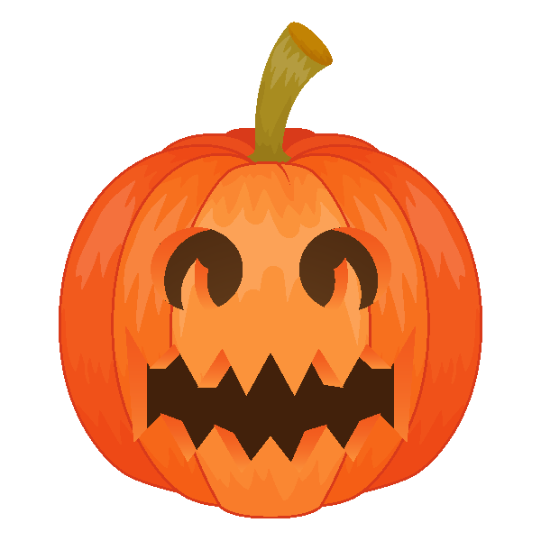 Pumpkin Emoji Keyboard messages sticker-11