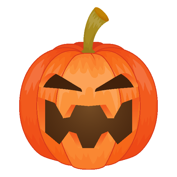 Pumpkin Emoji Keyboard messages sticker-7