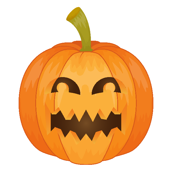 Pumpkin Emoji Keyboard messages sticker-9