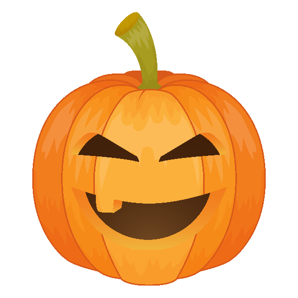 Pumpkin Emoji Keyboard messages sticker-4