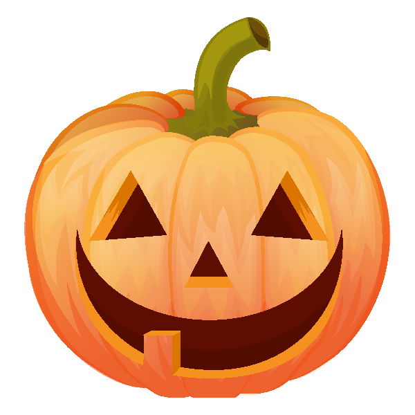 Pumpkin Emoji Keyboard messages sticker-3