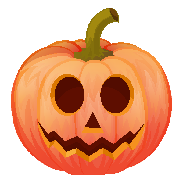 Pumpkin Emoji Keyboard messages sticker-1