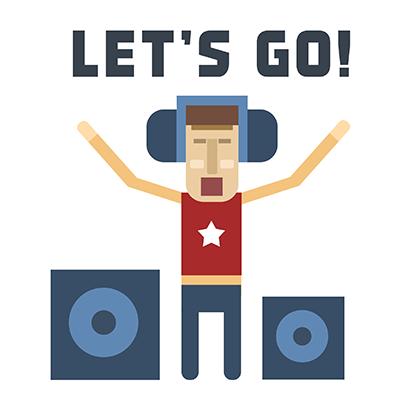 Beat Maker Go - Make Music messages sticker-8