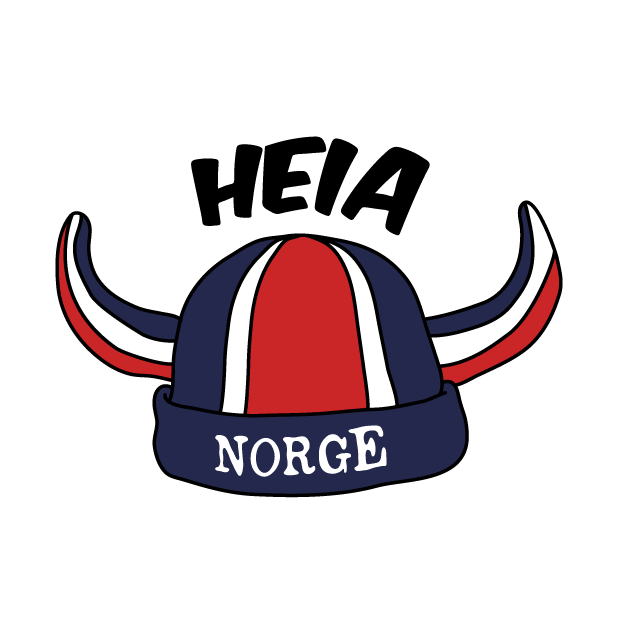 Typisk Norsk messages sticker-8