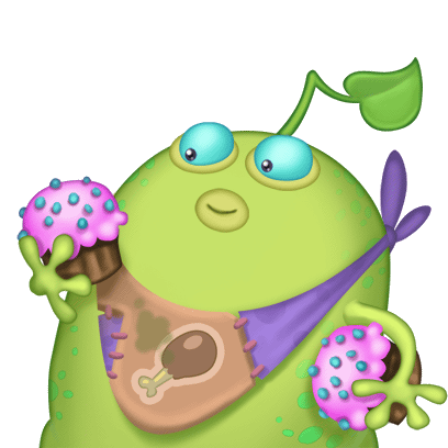 My Singing Monsters Stickers messages sticker-2
