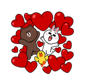 The Best HD Anime Wallpapers messages sticker-0