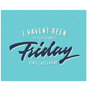 Friday Stickers messages sticker-0