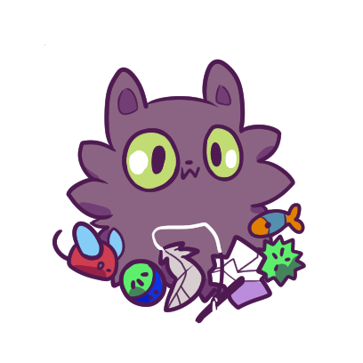 Echo the Cat Stickers messages sticker-4