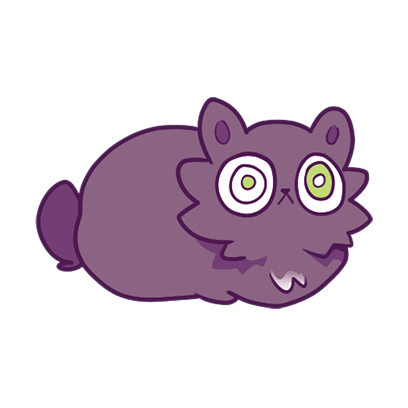 Echo the Cat Stickers messages sticker-9