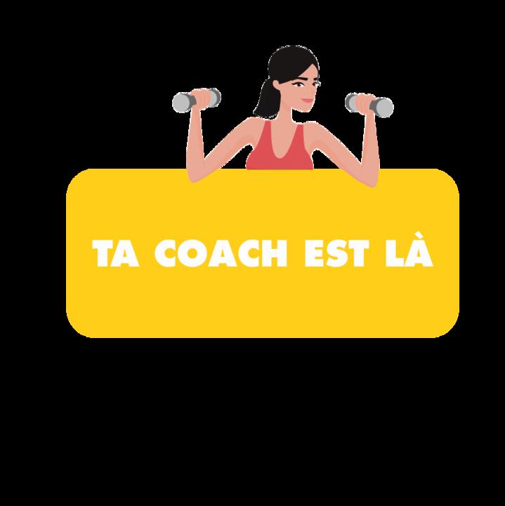 YOGOWO Paris Workout Community messages sticker-4