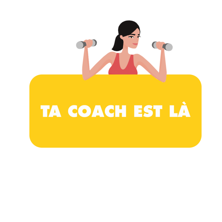 YOGOWO Paris Workout Community messages sticker-4