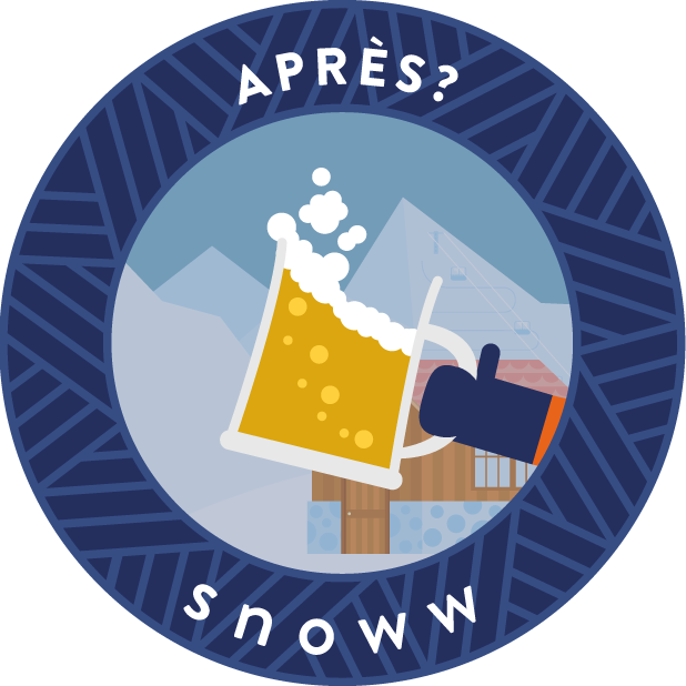 snoww: social ski & snowboard tracker messages sticker-0