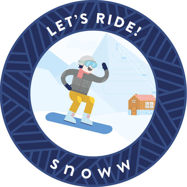 snoww: ski & snowboard tracker messages sticker-6