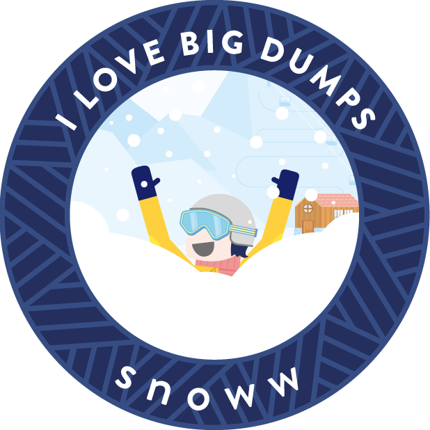 snoww: track your skiing messages sticker-2
