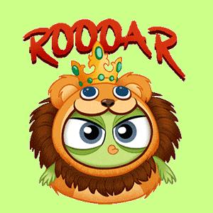 Angry Birds Match messages sticker-0