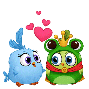 Angry Birds Match messages sticker-2