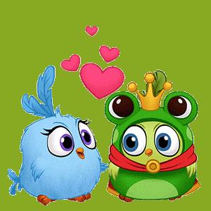 Angry Birds Match messages sticker-5