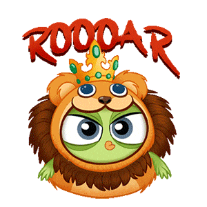 Angry Birds Match messages sticker-3