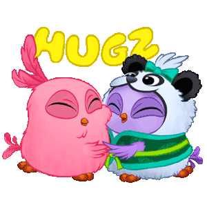 Angry Birds Match messages sticker-11