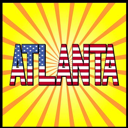Atlanta Stickers messages sticker-4