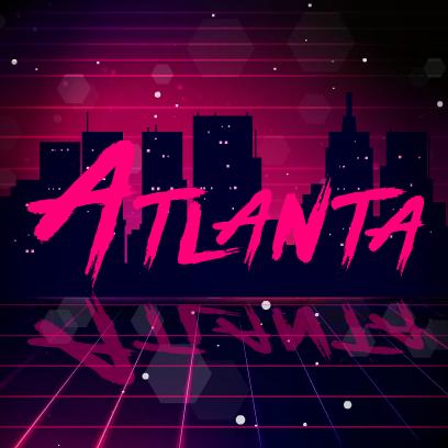 Atlanta Stickers messages sticker-3
