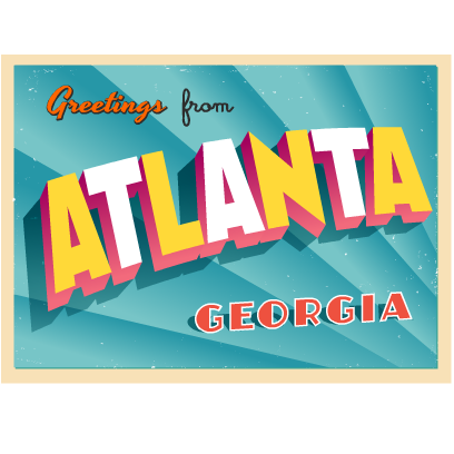 Atlanta Stickers messages sticker-1