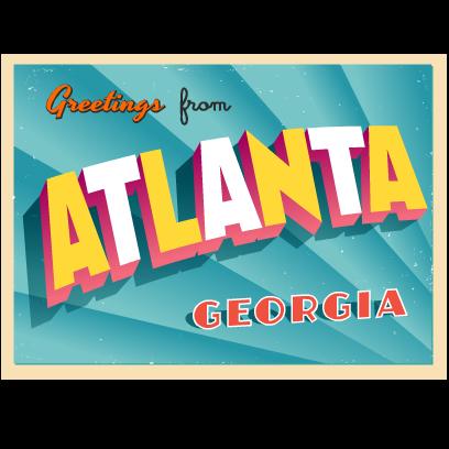 Atlanta Stickers messages sticker-1