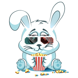 Bunny Stickers Pack messages sticker-1