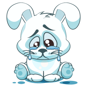 Bunny Stickers Pack messages sticker-2
