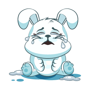 Bunny Stickers Pack messages sticker-11