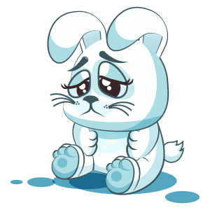 Bunny Stickers Pack messages sticker-3