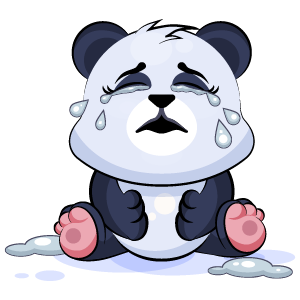 Panda Stickers Pack messages sticker-11