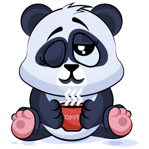 Panda Stickers Pack messages sticker-4