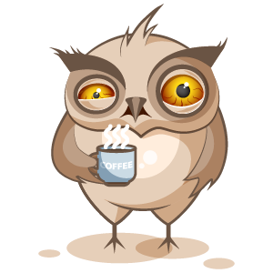 Owl Stickers messages sticker-3