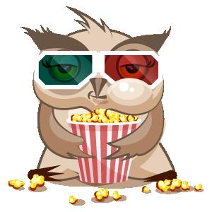 Owl Stickers messages sticker-1